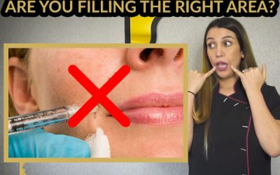 Are You Filling The Right Area? | Dermal Fillers & Where To Use Them